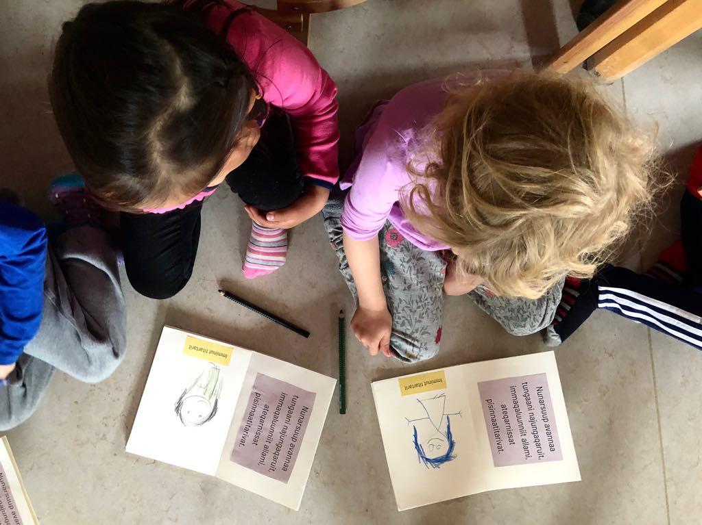 Barnens rätt i Nuuk
